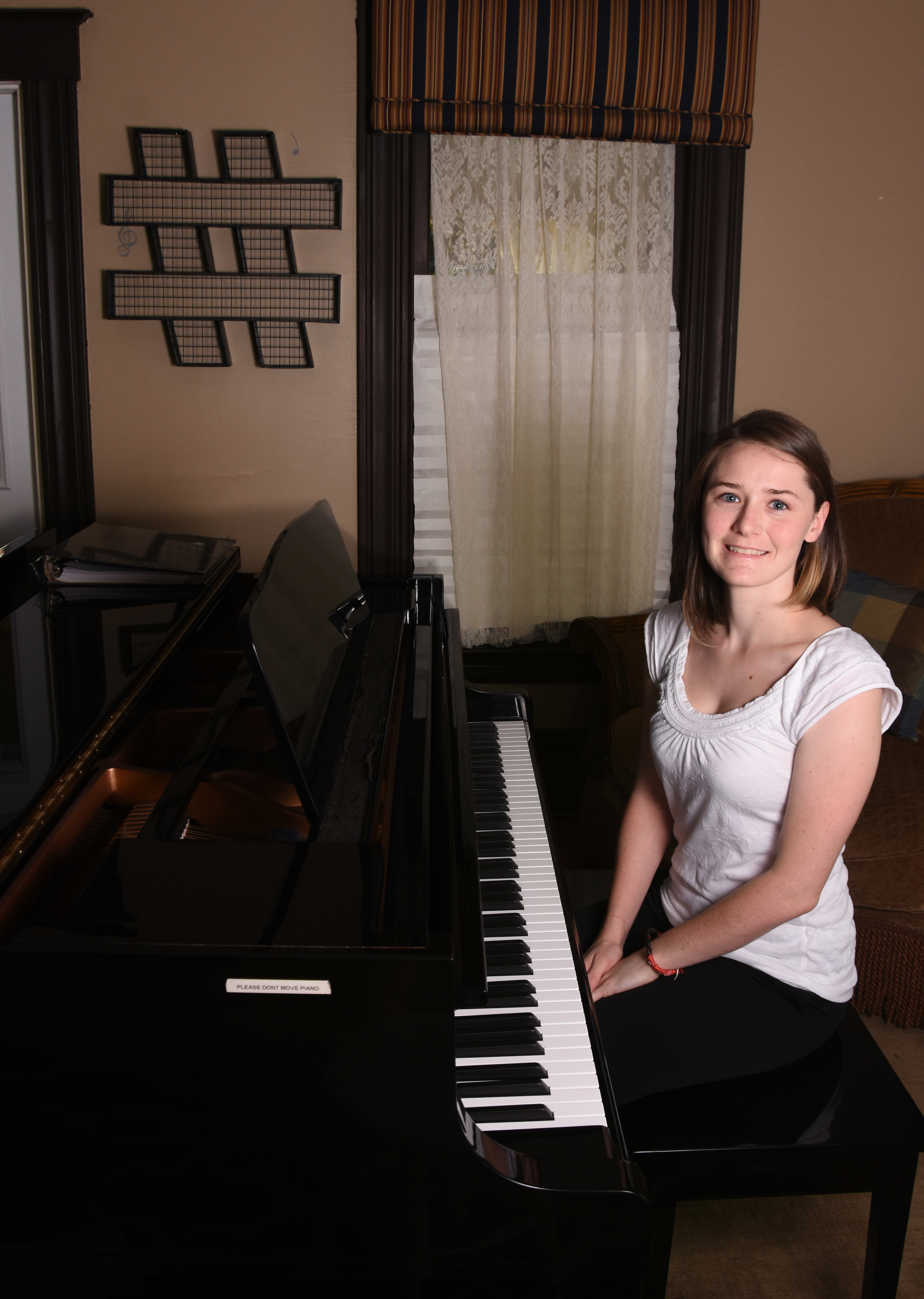 Katie is a Piano Teacher Intern with B Sharp School of Music.