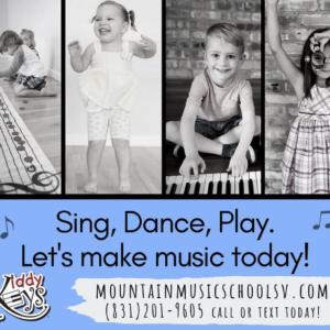 Sing, Dance, Play on Instagram